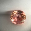 3.26ct Oval Padparadscha Sapphire No-Heat GIA 10