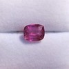 4.00ct Pink Cushion Shape Sapphire, with GIA 15