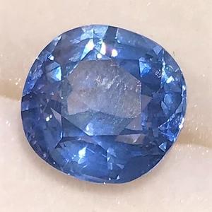 6.02ct Blue Sapphire, Loose