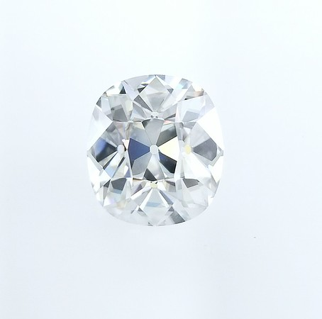 Loose 10 x 9mm Antique Elongated Cushion Moissanite