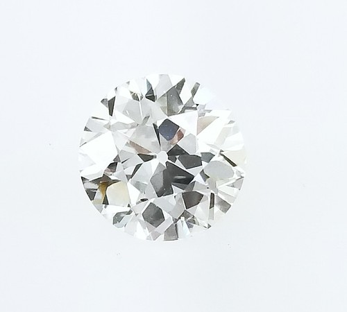 0.96ct Old European Cut Diamond - GIA G, VVS2
