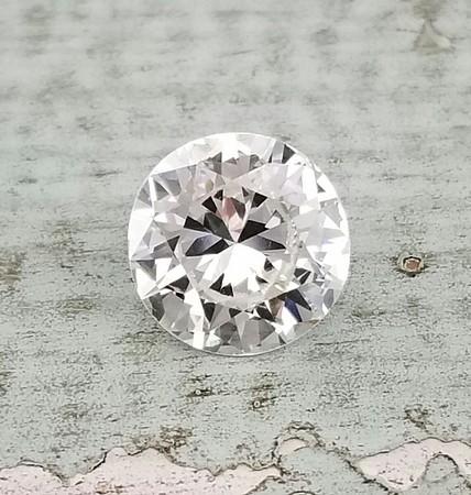 1.38ct Old European Cut Diamond, - AGS J, VS2