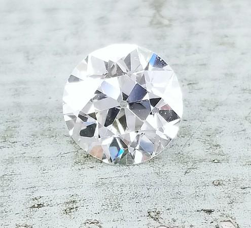1.68ct Old European Cut Diamond- GIA M, VS1