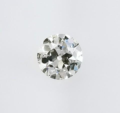 1.71ct Old European Cut Diamond - GIA K, VS2