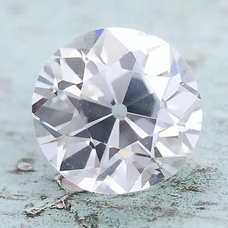 1.11ct Old European Cut Diamond - AGS J, VS2