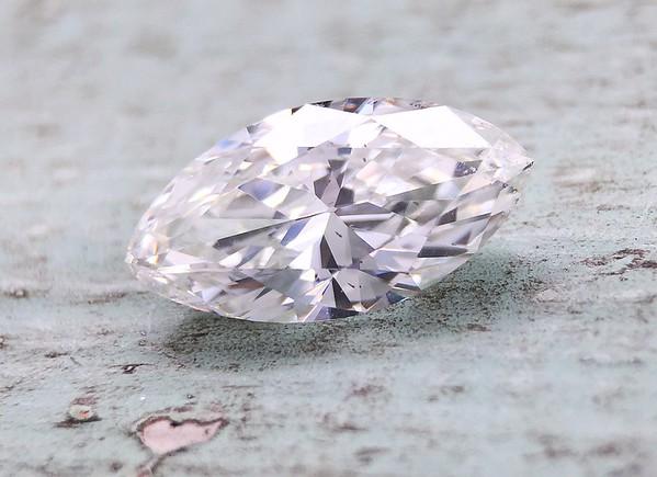 1.29ct Vintage Marquise Diamond - GIA I, SI1