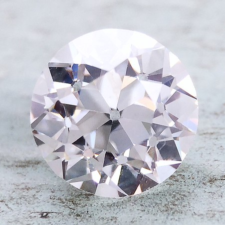 1.15ct Old European Cut Diamond - AGS J, VS2