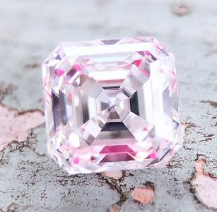 1.54ct Asscher Cut Diamond - GIA H, VVS1