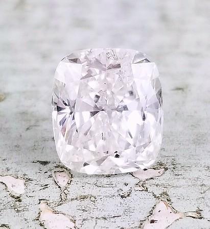 2.00ct Cushion Cut Diamond - AGS J, I1