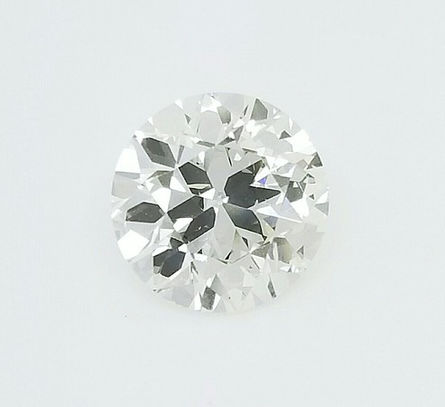 2.88ct Transitional Cut Diamond - AGS J, SI1