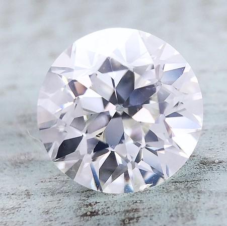 2.23ct Old European Cut Diamond - GIA K, VVS2