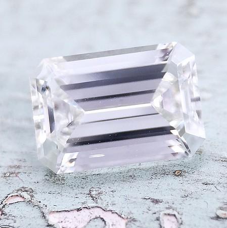 2.01ct Emerald Cut Diamond - GIA I, VS1
