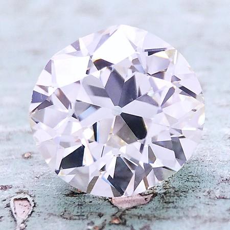 2.19ct Old European Cut Diamond - GIA J, VS1