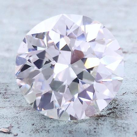 2.64ct Old European Cut Diamond - GIA J, VVS2