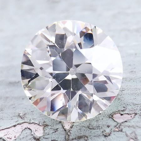 3.03ct Old European Cut Diamond - AGS M, VS2