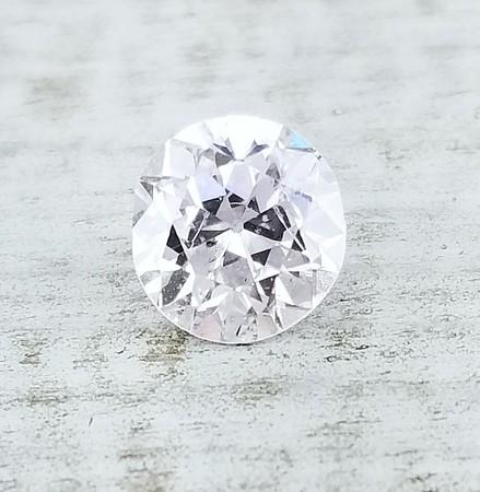 O.82ct Old European Cut Diamond - Est. I/J, I1