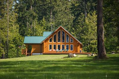 Wonderful Log Cabin