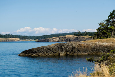 View North From Iceberg Point
