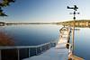 Frosty Private Dock on Fisherman Bay