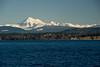 Mt Baker from the Ferry Hyak