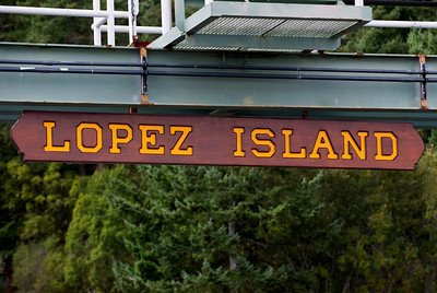 Lopez Ferry Dock