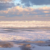 "True North by Lora Mosier<br /> <br /> This is part of my ""Erie Effects"" series from February, 2011.  <br /> <br /> Every morning at 8:30, from Jan 1st through Dec 31st 2011, without fail, I headed out to the bluff on Lake Erie to take a picture of the view looking west, north, and east to document how the lake changes on a daily basis.  <br /> <br /> It was most unpleasant during the winter months, but sights like this certainly made it worth the effort."
