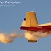 You're Just Blowin' Smoke by Lora Mosier<br /> <br /> This was taken at Thacker Field during the Metro Warbirds hog roast.
