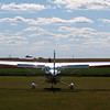 One With Nature by Lora Mosier<br /> <br /> This was taken at Thacker Field during the Metro Warbirds hog roast.