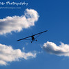 Into the Wild Blue Yonder by Lora Mosier<br /> <br /> This was taken at Thacker Field during the Metro Warbirds hog roast.