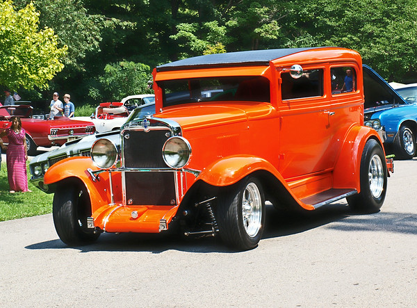 Mill Hollow Cruise In - 2104