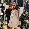 Richard Payerchin - The Morning Journal <br> Lorain City School Board President Tony Dimacchia greeted graduating seniors once they received their diplomas during the 2018 Lorain High School commencement held June 5, 2018.