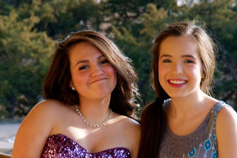 Loren and Allie
