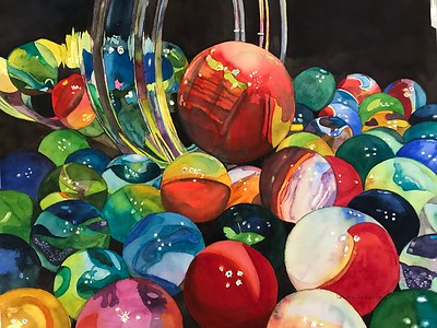 """Losing My Marbles"""