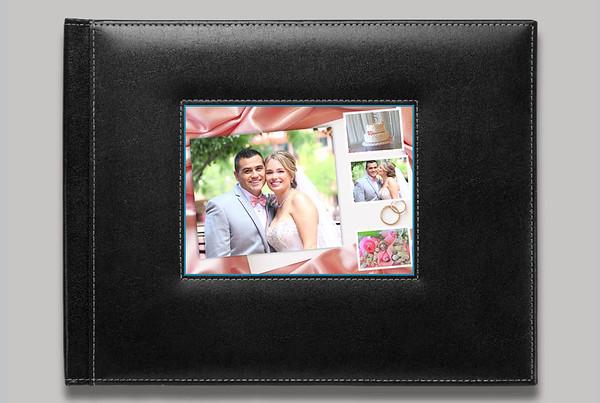Lori & Sam's Wedding Album/ PROOF