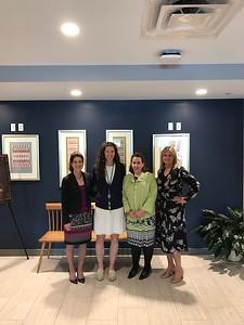 Jewish Federation Visit