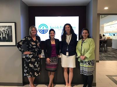Jewish Federation Visit 3