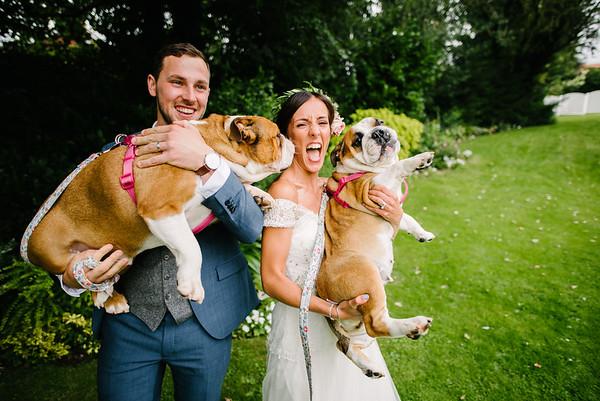 Lori and Jake - wedding