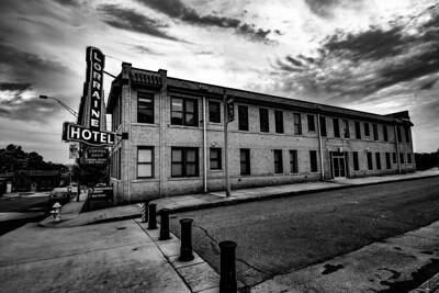 Lorraine Hotel/Motel Building
