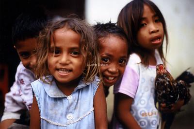 AID - UNICEF Children's Kindergarten East Timor 2003