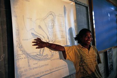 AID - Positive Negative Education PNG 2003