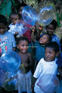 AID - Positive Negative Condoms PNG 2003