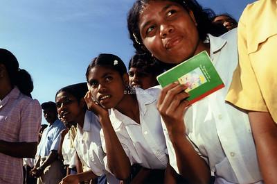 AID - UNICEF School Students East Timor 2003