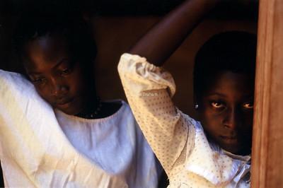 AID - Uganda Orphans 1995