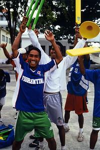 AID - UNICEF New Sports Gear East Timor 2003