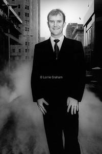 BUSINESS : Michael Rennie, Businessman
