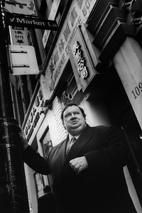 BUSINESS : Harold Mitchell, Businessman