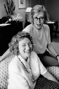 BUSINESS : Janet Holmes a Court, Businesswoman, and Anne Summers, Journalist