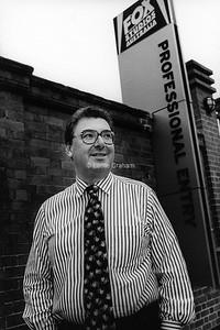 BUSINESS : Ian Robertson, Managing Partner Holding Redlich Sydney