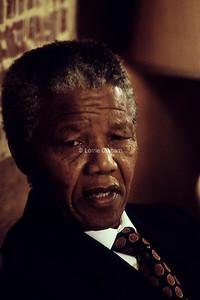 INFLUENCE : Nelson Mandela, World Leader