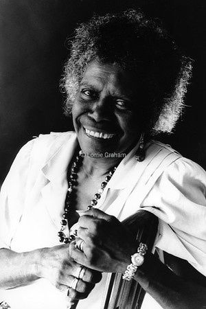 INFLUENCE : Bonita Mabo, wife of Eddie Mabo, Aborginal Leader